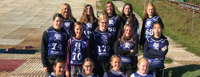 澳门葡京官方游戏平台滑雪队在英语学校滑雪协会(ESSKIA)比赛中取得成功