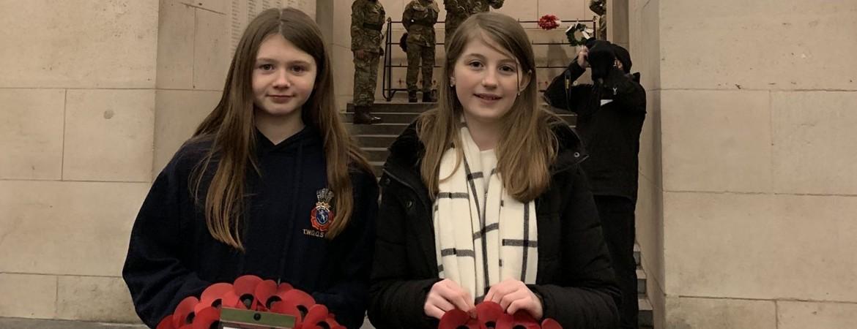 第9年历史日参观第一次世界大战纪念遗址