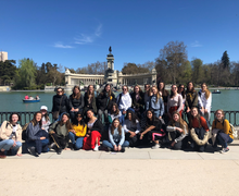 Spanish exchange photo 2