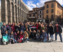 Spanish exchange photo 6