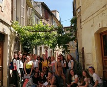 French exchange photo 2