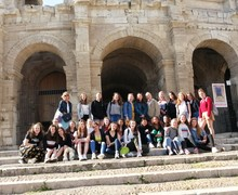French exchange photo 3